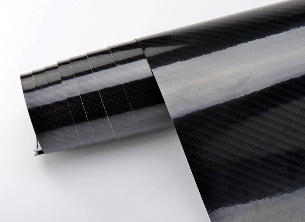 13 m 4d carbon folie 4d hochglanz folie optik sehr. Black Bedroom Furniture Sets. Home Design Ideas