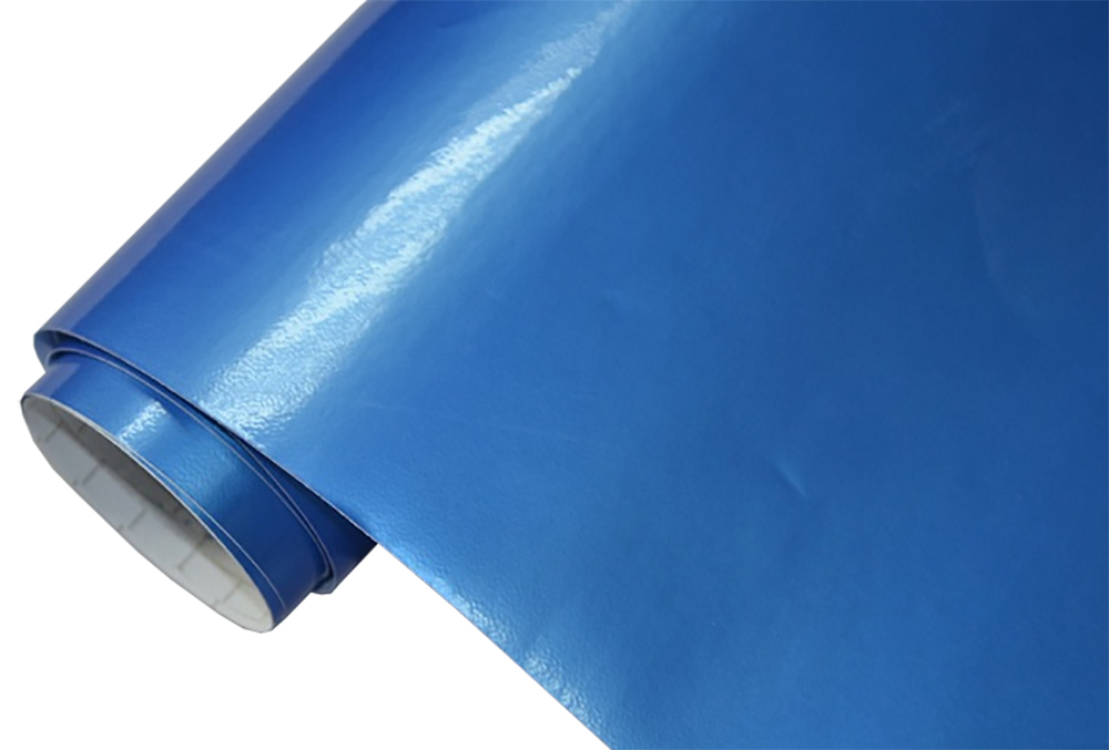 4,80€//m² Autofolie Grau glänzend 3000 x 152 cm anthrazit Klebefolie Car Wrapping