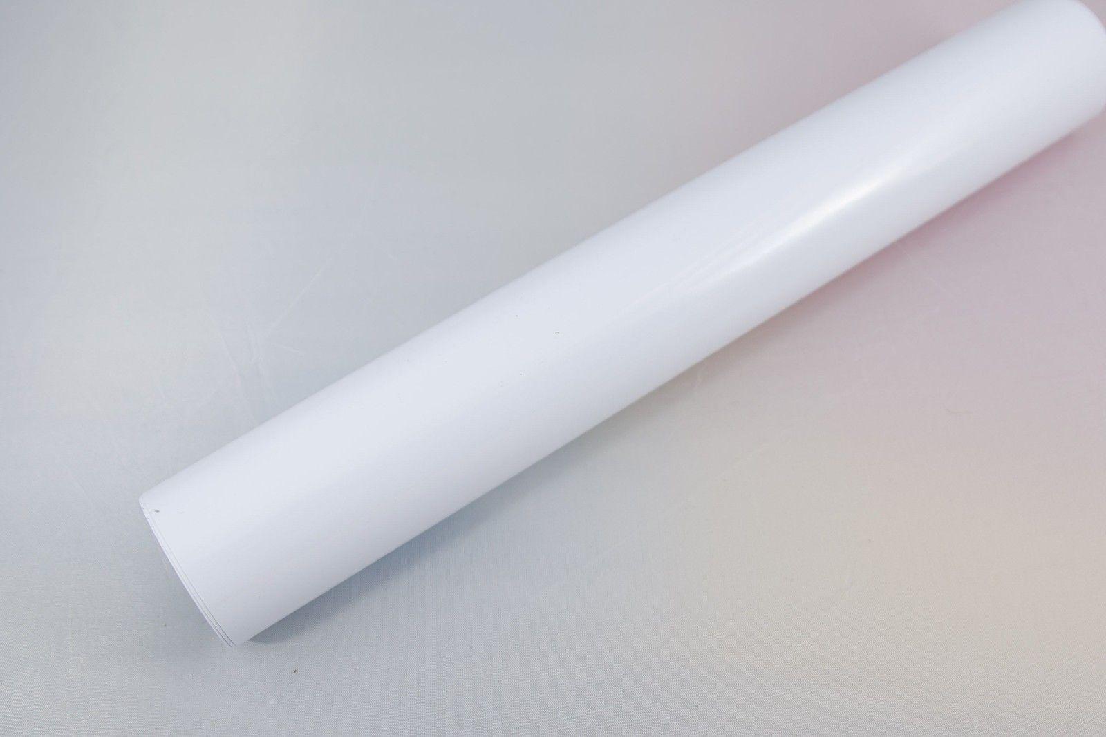 3 2 m plotterfolie gl nzend 1 weiss 500 x 106 cm m bel - Folie zum mobel bekleben ...