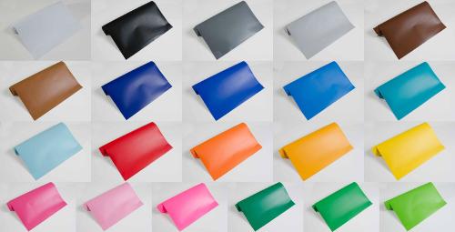 3,2€//m² Plotterfolie MATT 11 türkis blau 150 x106cm  Möbel-Folie selbstklebend